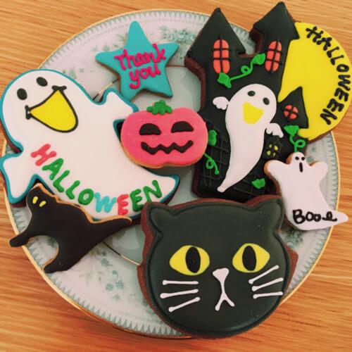 ハロウィンのお菓子(チョコ)
