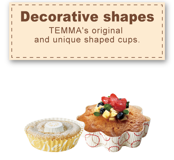 Decorative shapes