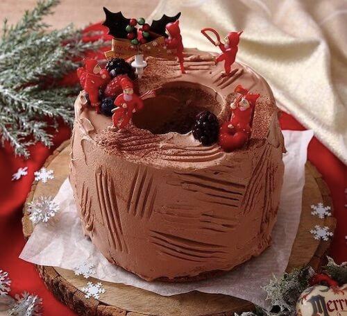 クリスマスpick